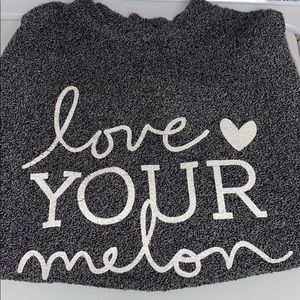 Love your Melon original Wooly sweatshirt
